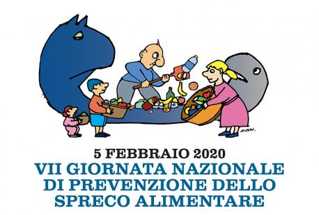 VII Giornata Nazionale di Prevenzione dello Spreco Alimentare