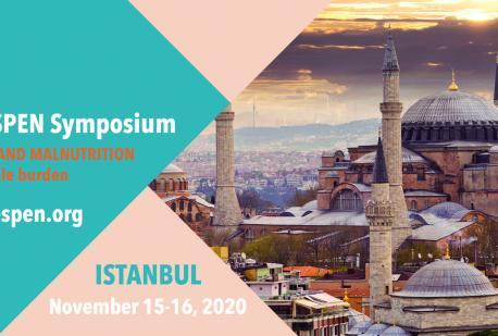 8th ESPEN Symposium 2020, Istanbul