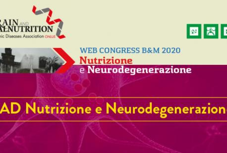 TERMINE Corso FAD B&M Nutrizione & Neurodegenerazione