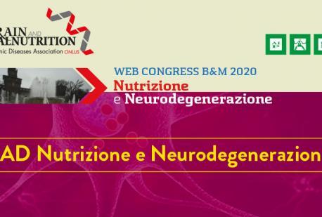 Corso FAD B&M Nutrizione & Neurodegenerazione