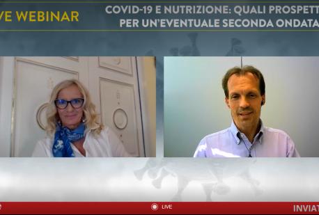 COVID-19 E NUTRIZIONE: QUALI PROSPETTIVE PER UN'EVENTUALE SECONDA ONDATA?