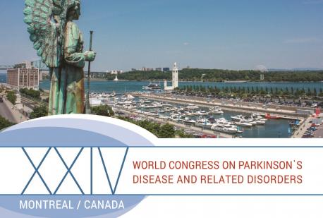 XXIV World Congress on Parkinson's Disease and Related Disorders 2019