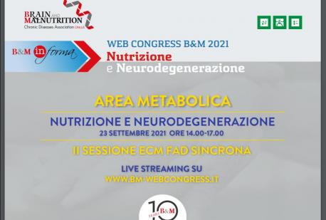 Web Congress- SESSIONE METABOLICA- live streaming