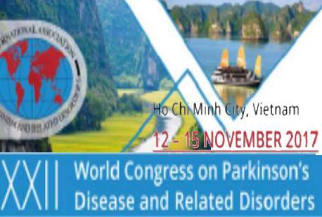 XXII World Congress of Parkinson's Disease